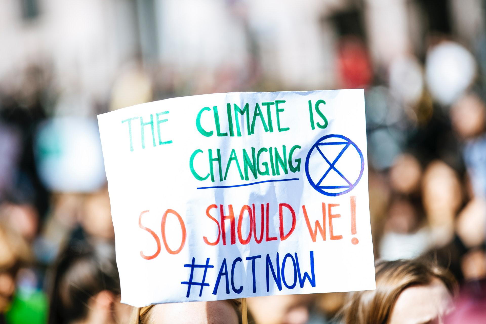 A jövő kulcsa a klímaváltozás megfékezése