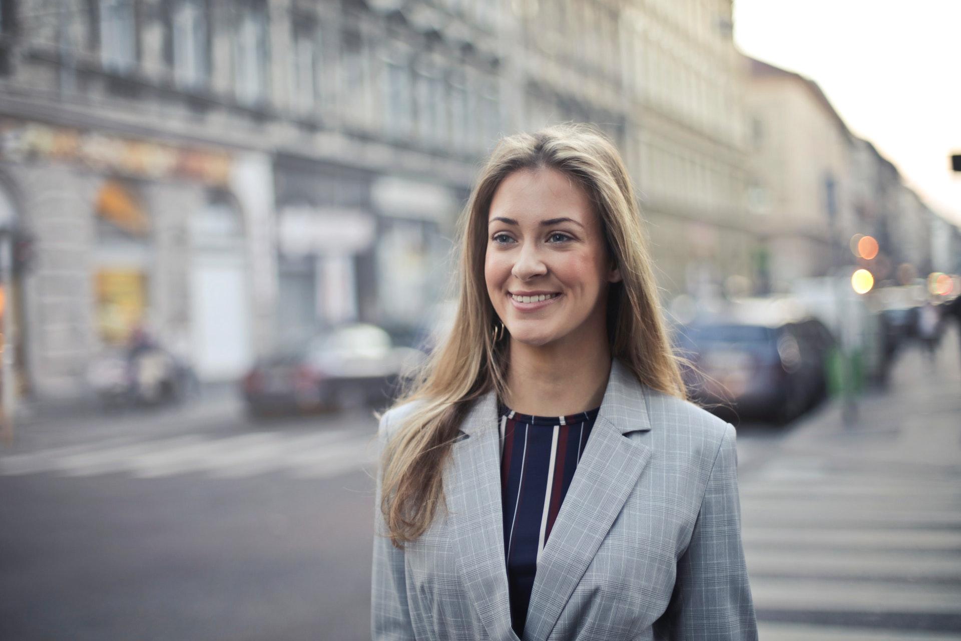 A jövőbeli magabiztos női vezető