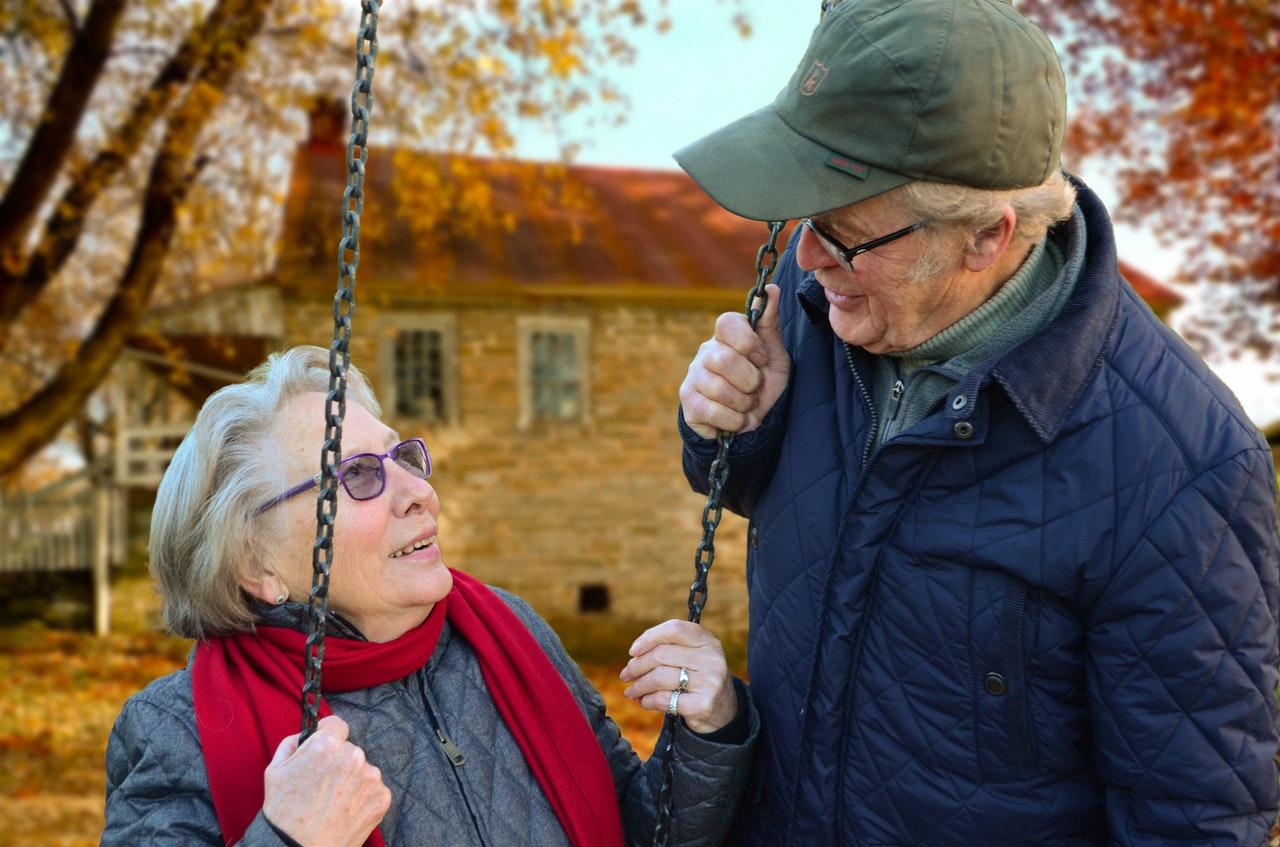 Az idős emberek is a szabadba vágynak